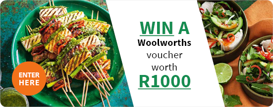 Enter the Woolworths Competition