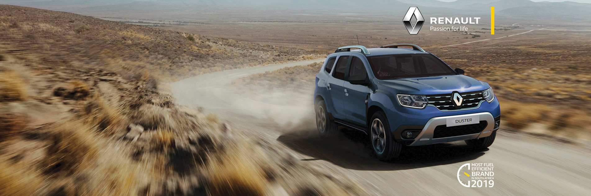 Test Drive the new Renault Duster