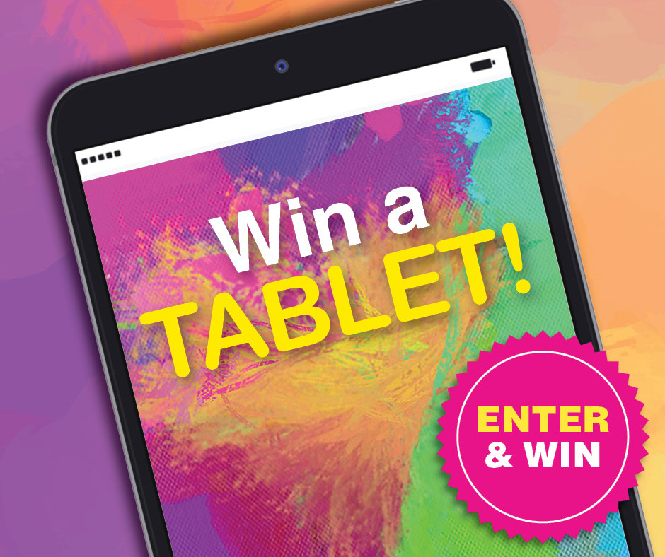 Enter the Tablet Competition